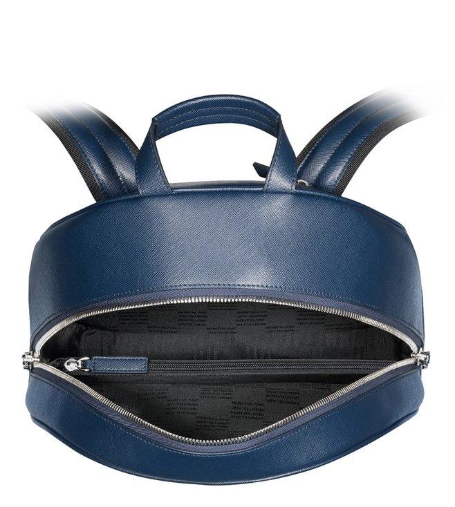 f8ba551fdf Buy Montblanc Indigo Sartorial Dome Large Backpack for Men Online ...