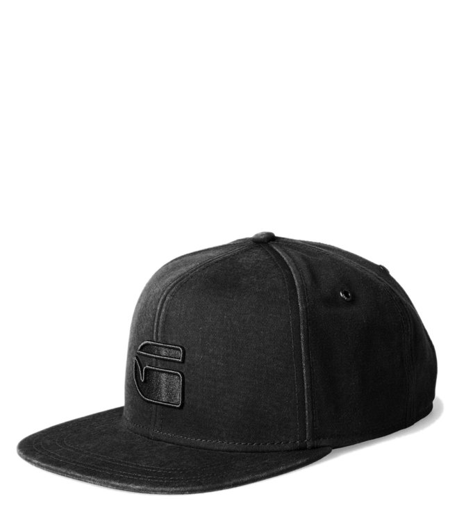 a4f3a8e667d39 Buy G-Star RAW Dark Black Obaruh Snapback Cap for Men Online @ Tata ...