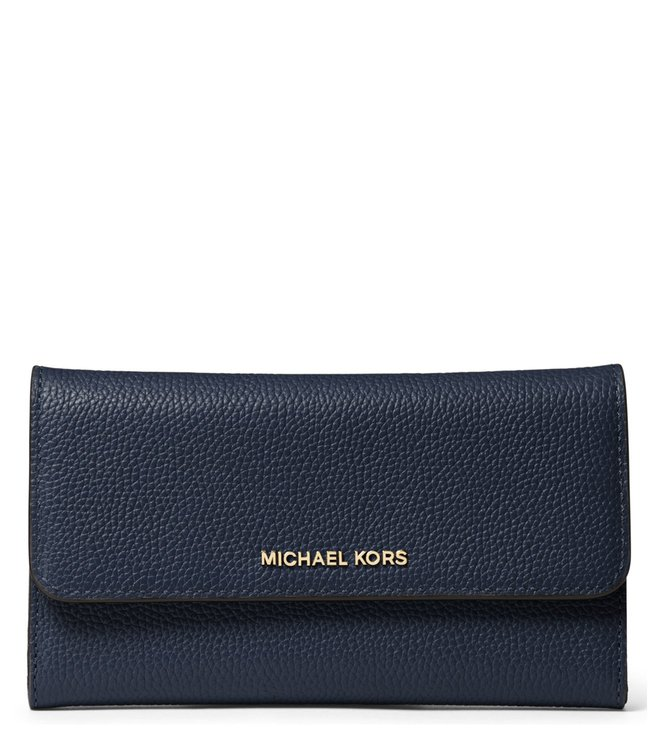 1c8906321c3f Added to Bag. MICHAEL Michael Kors Admiral Mercer Small Leather Wallet