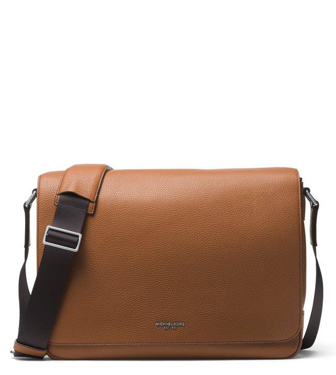 1aa6ad44e004 Added to Bag. MICHAEL Michael Kors Bryant Medium Leather Cross Body Bag