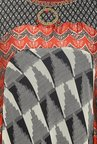 Soch Grey Printed Georgette Kurta
