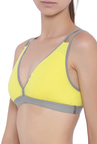 BRAG Yellow Non Wired Padded Bralette