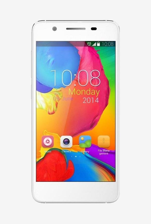 Micromax Canvas Knight-2 E471 Smart Phone White