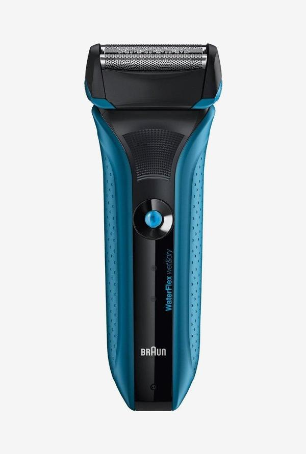 Braun WaterFlex WF2S Shaver Black
