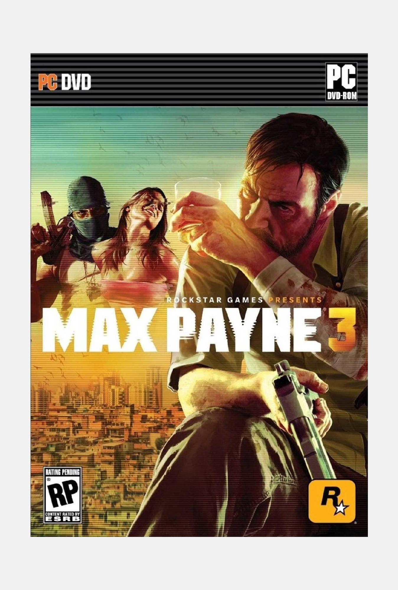 Rockstar games Max Payne 3 (PC)