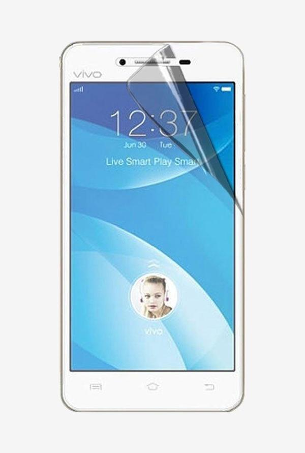 Stuffcool Crystal Clear Screen Protector for Vivo V1/Y35