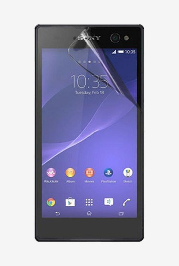 Stuffcool Crystal Clear Screen Protector for Xperia C3