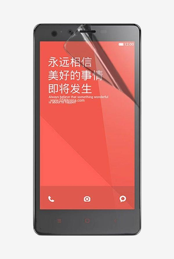 Stuffcool Crystal Clear Screen Protector for REDMI Note
