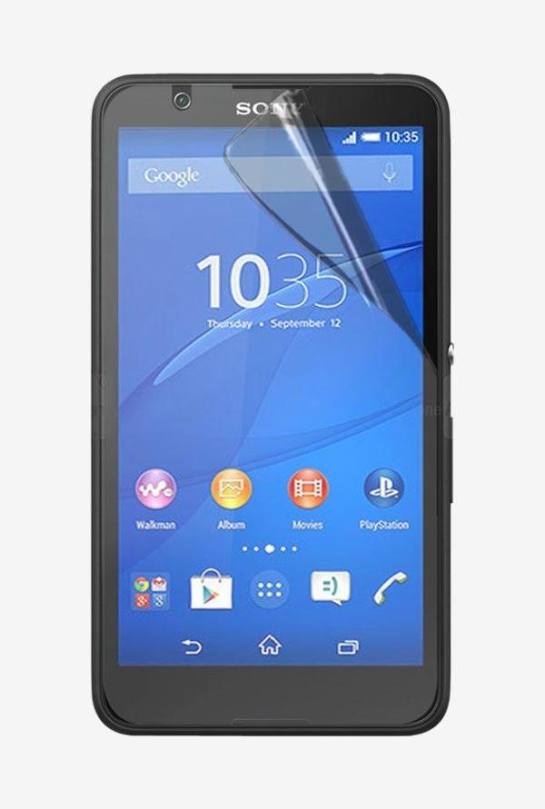 Stuffcool Crystal Clear Screen Protector for Xperia E4