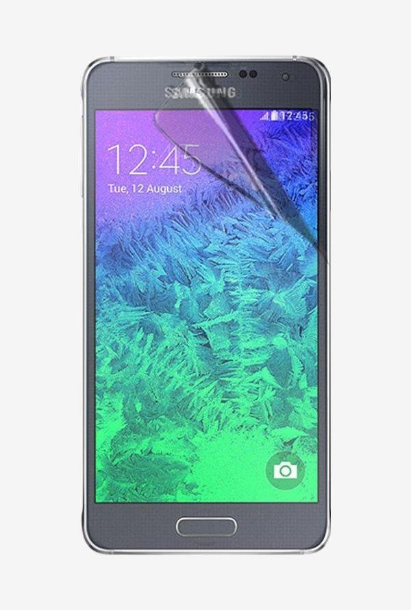 Stuffcool Crystal Clear Screen Protector for Galaxy Note 4