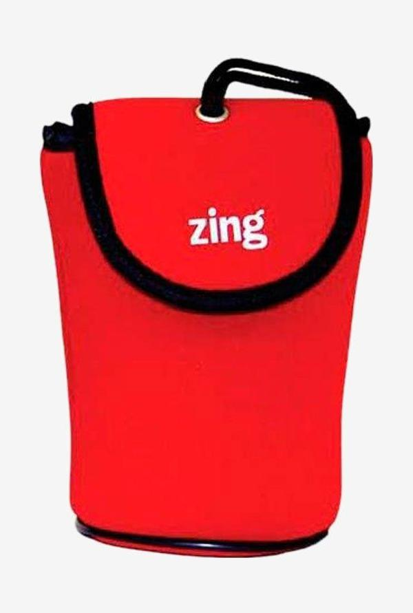 Zing 563-202 Camera Pouch Red