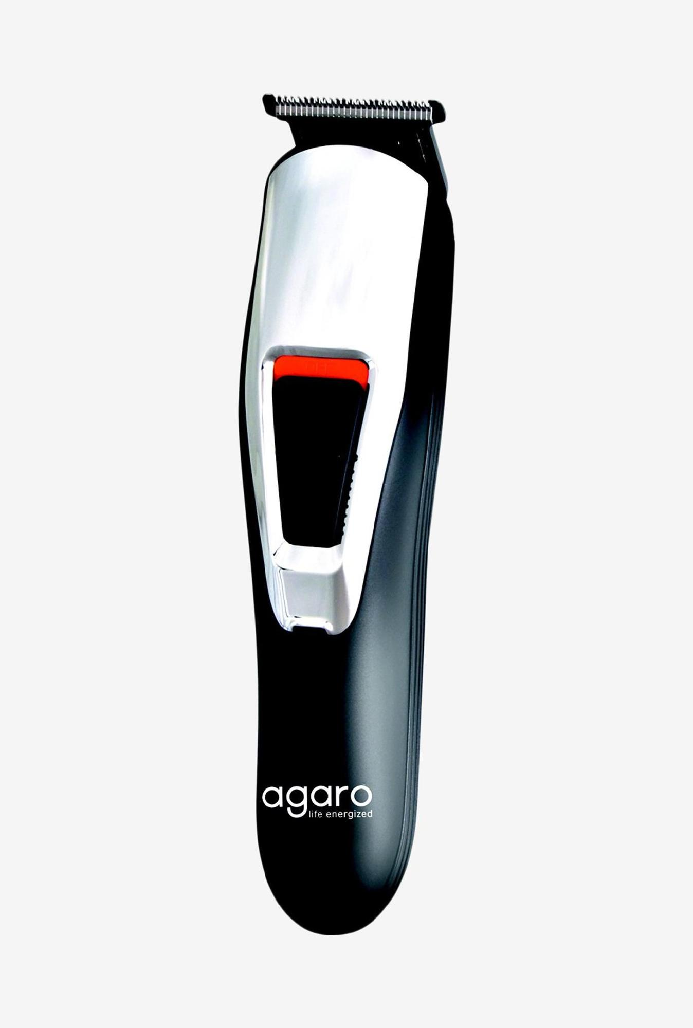 Agaro 6 in 1 6725 Trimmer Black