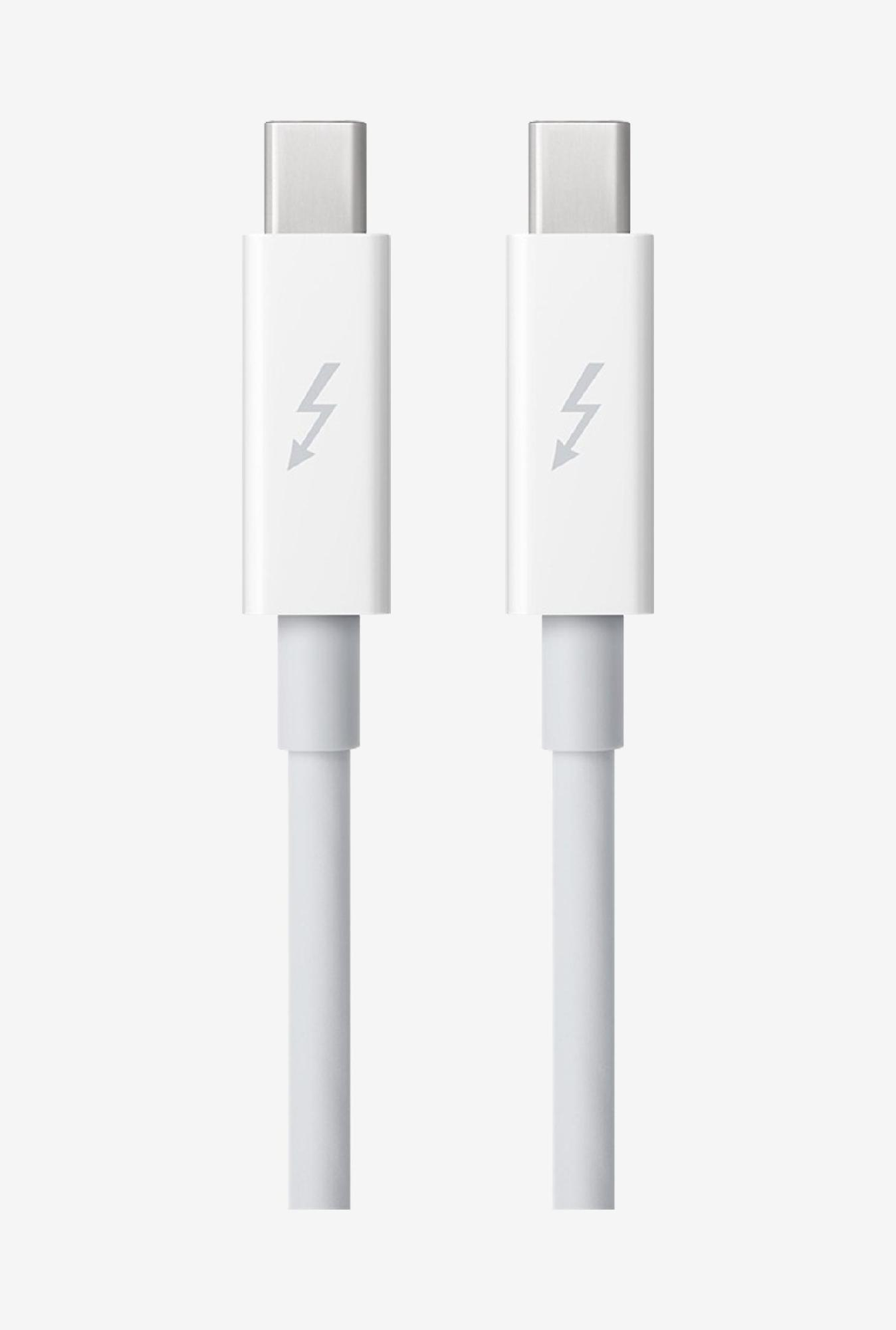 Apple MD862ZM/A Thunderbolt Cable 0.5 M (White)