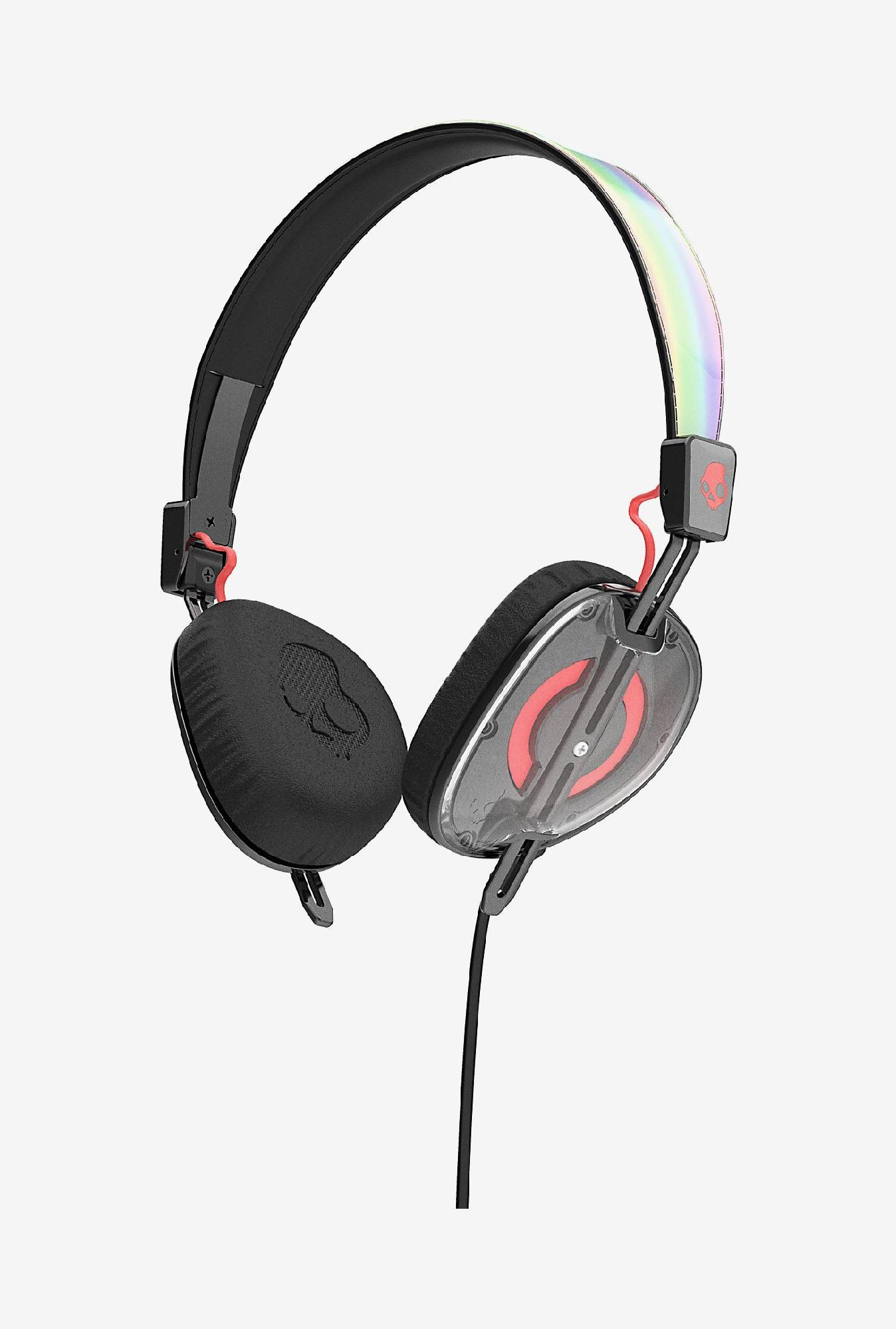 Skullcandy Knockout S5AVHX-461 Headphones (Multi Coral)