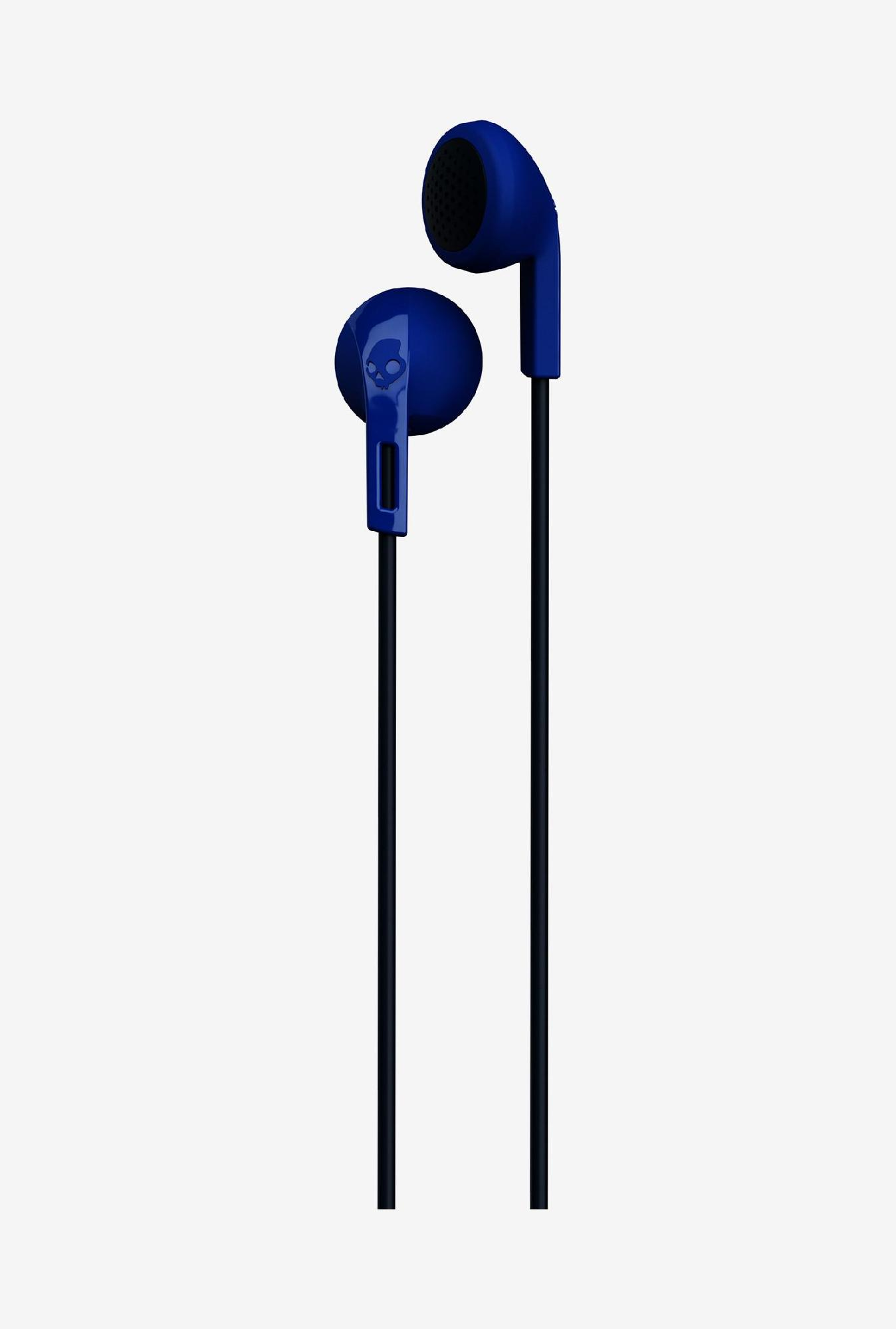 Skullcandy Rail S2LEZ-J569 Ear Bud (Blue)