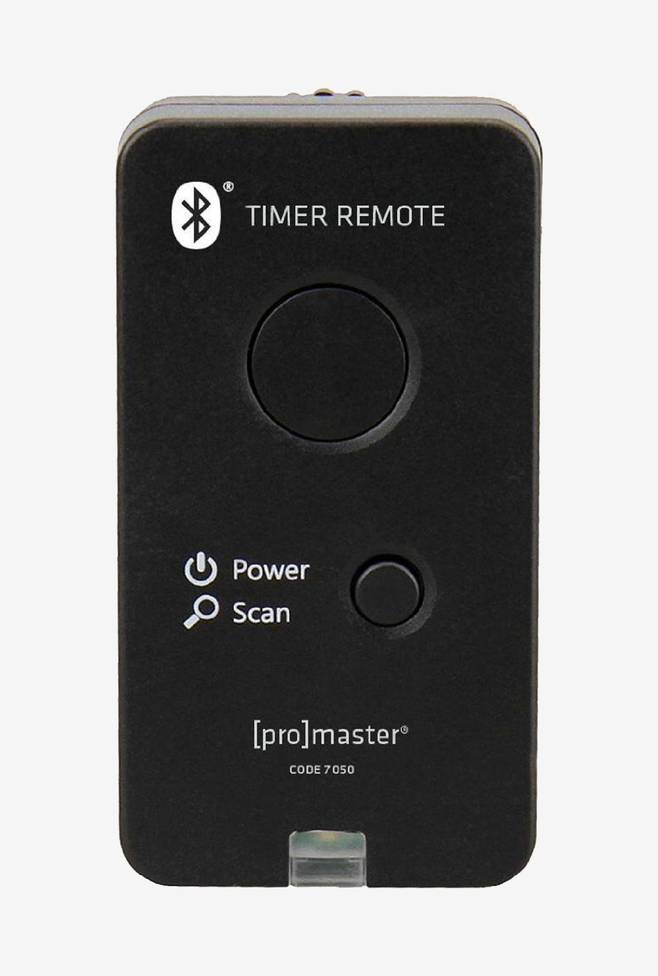 Promaster Bluetooth Timer Remote For I Devices (Black)