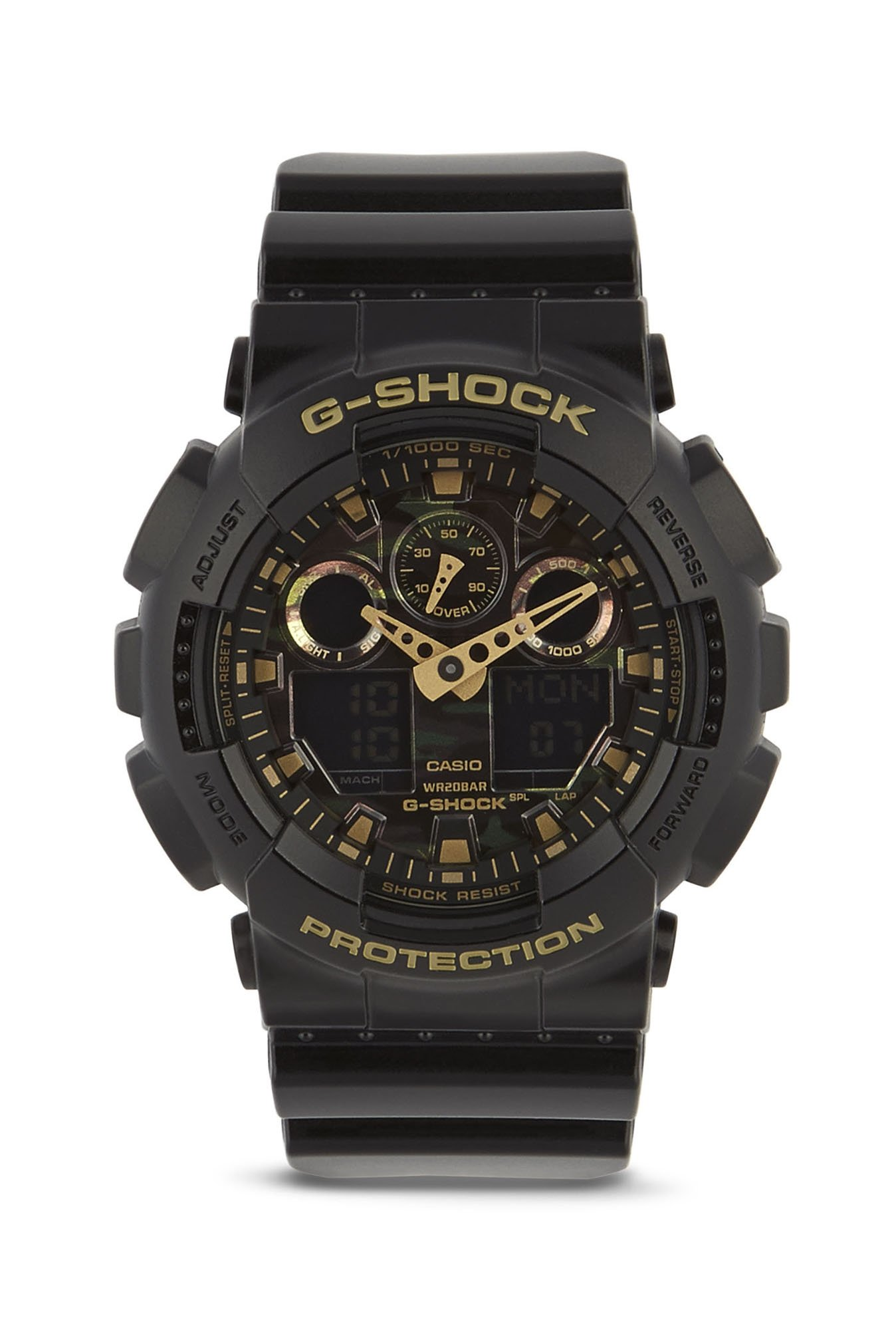 Buy Casio Ga 100cf 1a9dr G Shock Analog Digital Watch
