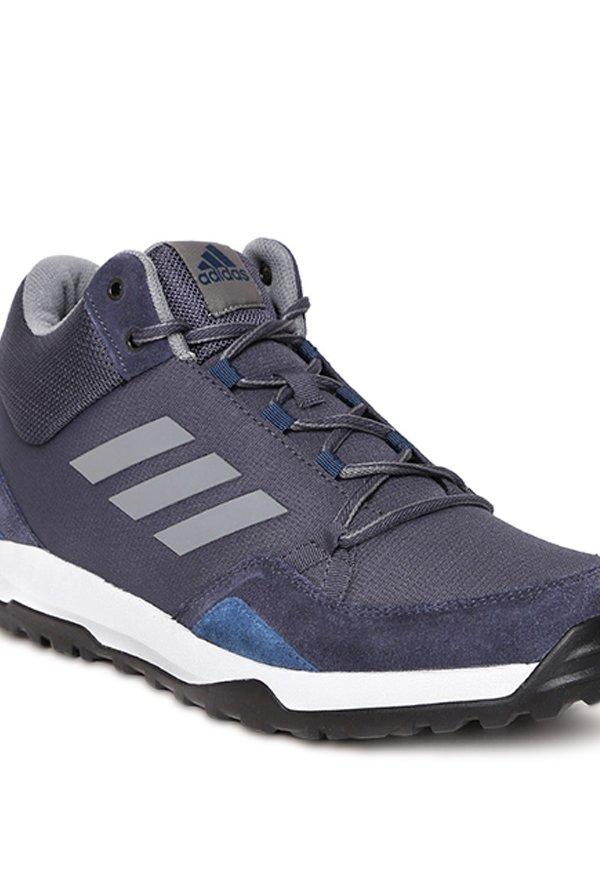 Adidas Hampta Navy Outdoor Shoes from