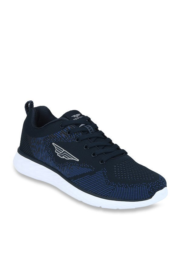 Buy Red Tape Navy Blue Running Shoes