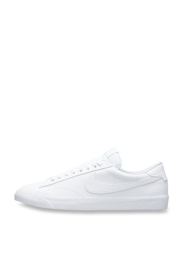 1fec9074b180 Buy Nike Classic AC White Sneakers for Men at Best Price   Tata CLiQ