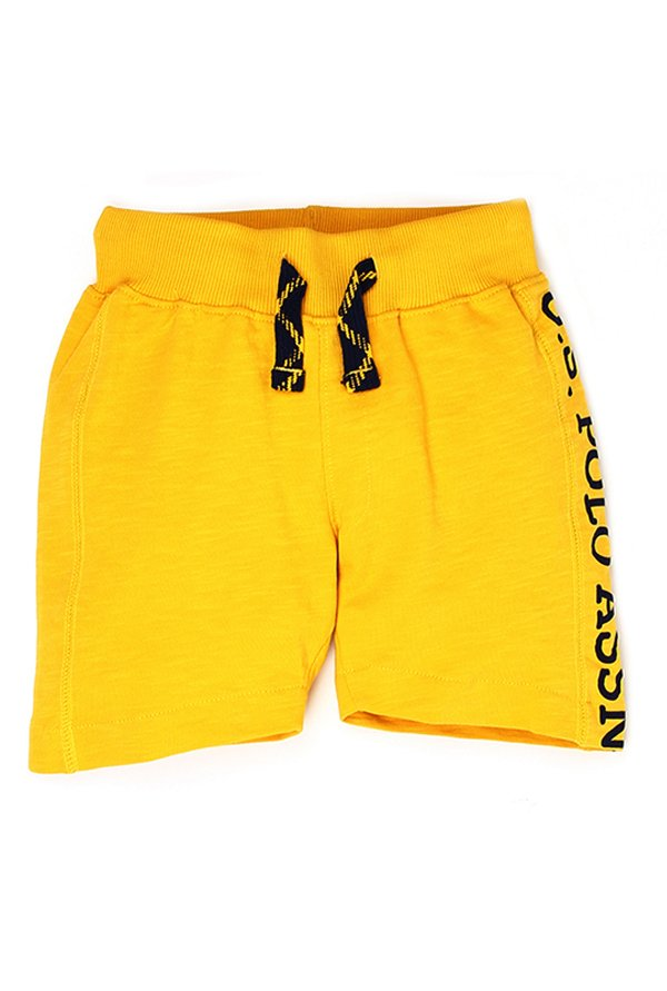 U.S Polo Assn Boys French Terry Pull-on Short