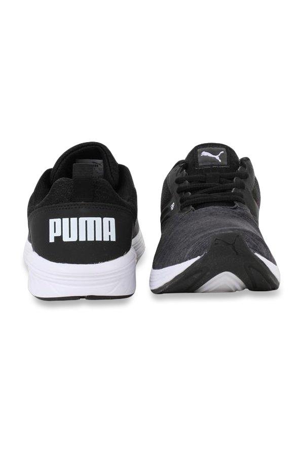 Buy Puma Comet IPD Black Running Shoes