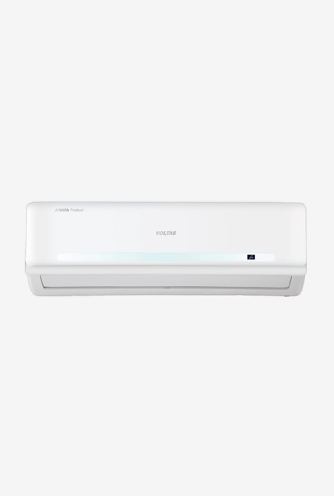 8e5b520fa6d Buy Voltas 1.0 Ton Inverter 3 Star 123V DZV Split AC Online At Best Price    Tata CLiQ