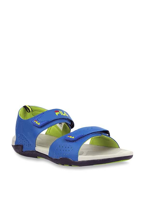 a5bacc9a35bf Buy Fila Drifter Cross Blue Floater Sandals for Men at Best Price ...