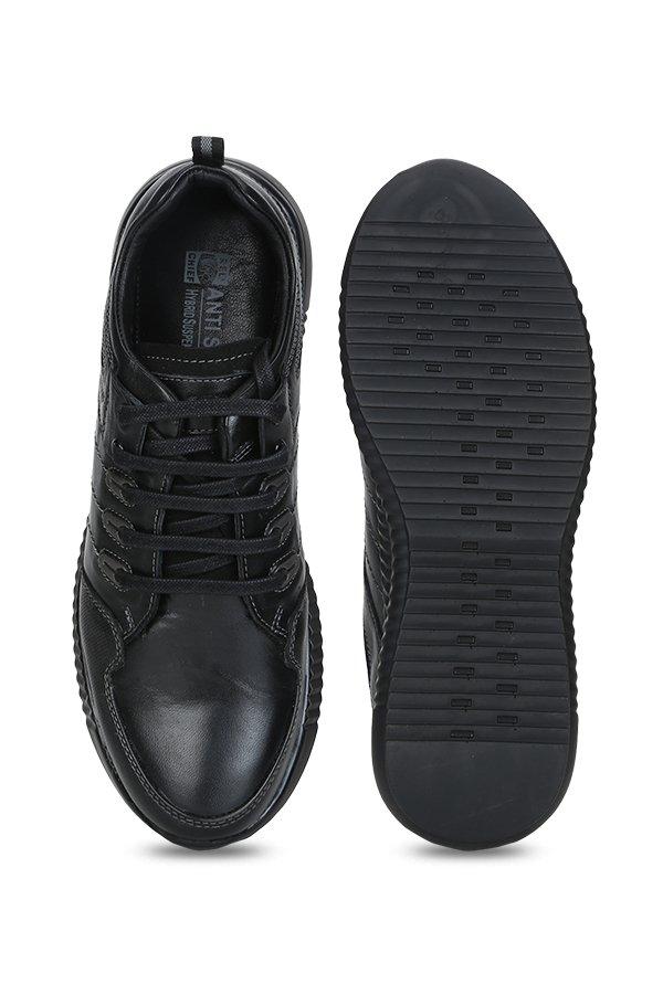 Buy Red Chief Springer Black Sneakers