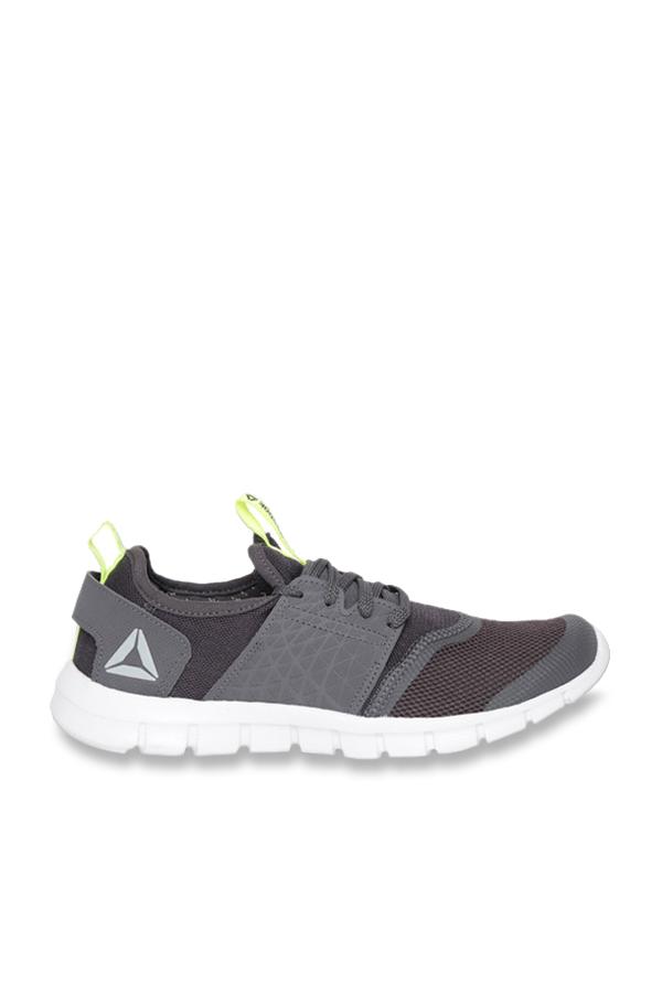 Buy Reebok Hurtle Runner Grey Sneakers