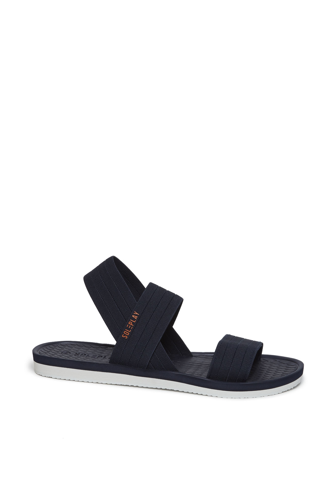 f5e11cb739fe Buy SOLEPLAY by Westside Navy Sandals For Men Online At Tata CLiQ