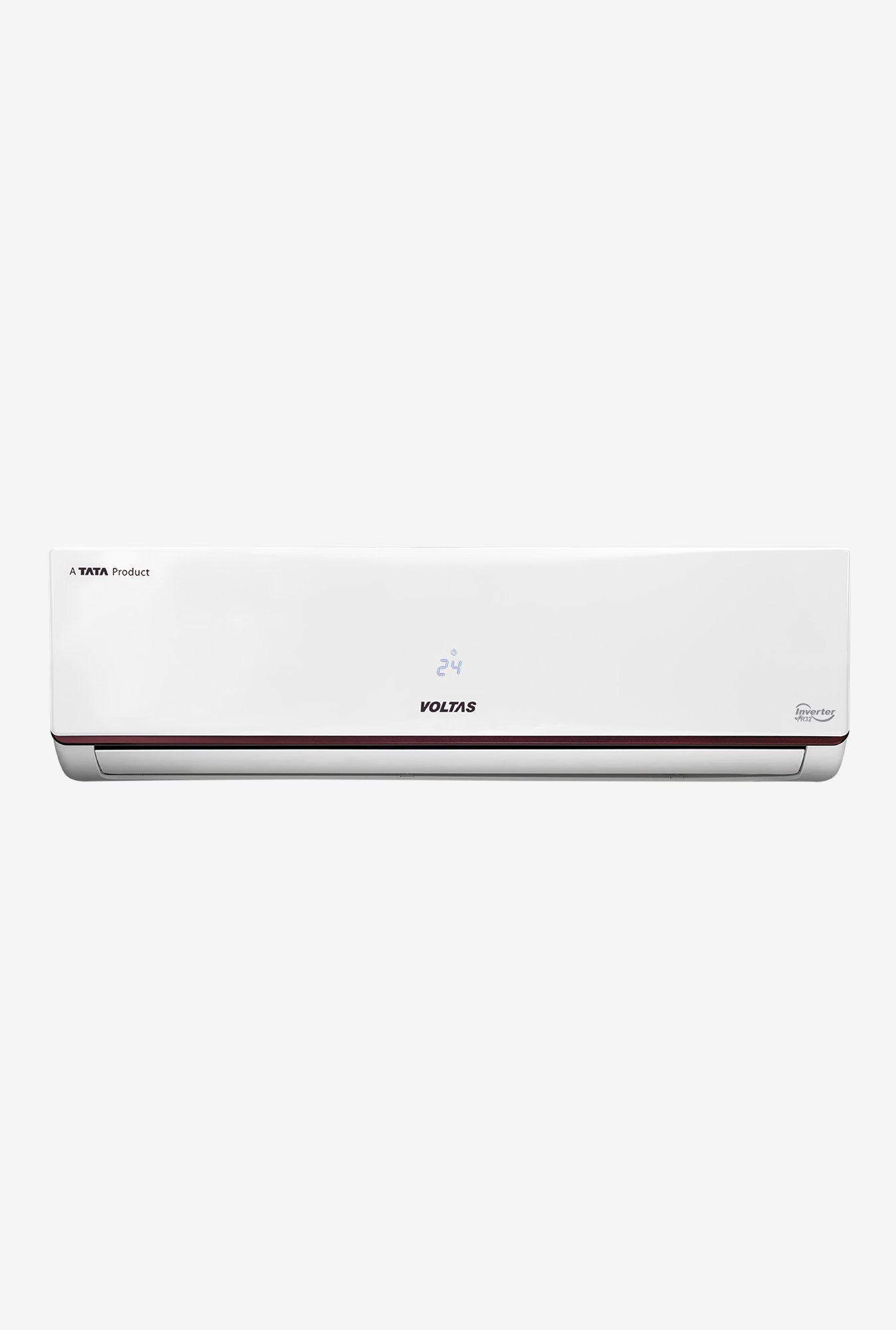 afebe3b2b8f Buy Voltas 1.5 Ton Inverter 5 Star Copper 185V JZJ Split AC Online .