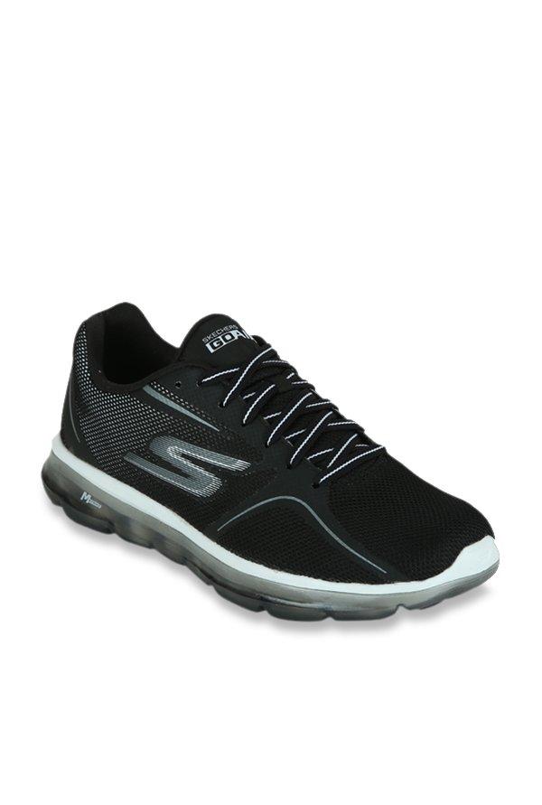Skechers Go Air 2 Black Running Shoes