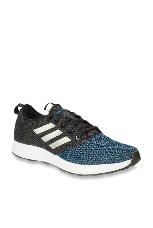 Adidas Jeise Blue \u0026 Black Running Shoes