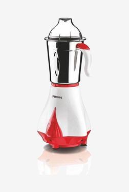 Philips HL7510/00 550W 3 Jar Mixer Grinder (White)
