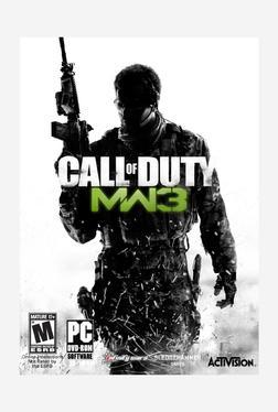 Activision Call of Duty: Modern Warfare 3 (PC) TATA CLiQ deals