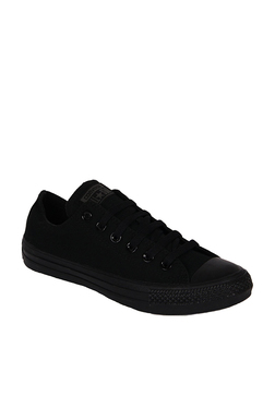 8b84e9430ab Converse As Canvas Mono Hi Black Sneakers for Men online in India at ...
