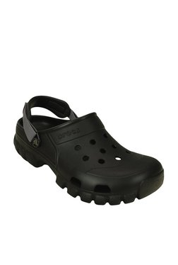 5710a71ae535 Crocs Offroad Sport Black Clogs for Men online in India at Best ...
