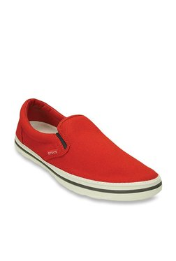 Crocs Norlin Red & White Sneakers TATA CLiQ Rs. 2696.00
