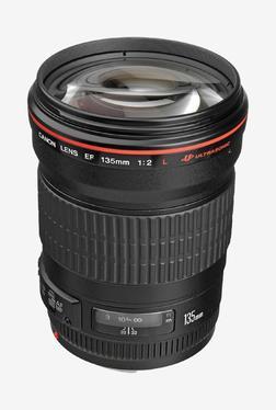 Canon EF 135mm f/2L USM Lens Black