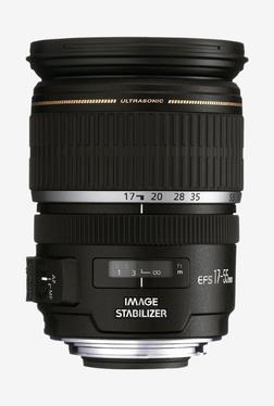 Canon EF-S 17-55mm f/2.8 IS USM Lens Black