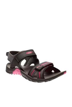 940de84ae08 Puma Vega SL IDP Quarry   Silver Flat Ballets. ₹2999. Puma Comfy Wn IDP H2T  Black   Fuchsia Floater Sandals