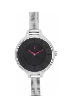 Fastrack 6122SM03 Women Analog Watch for Women image