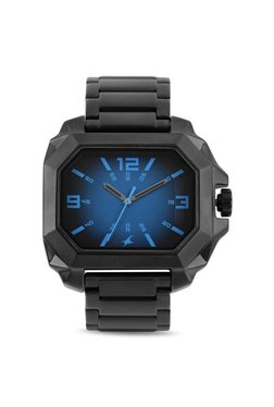 Fastrack 3138NM01 Mineral Cocktail Analog Watch for Men image