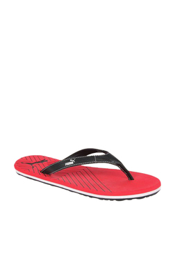f92a3bd78ba Puma Webster Ind. Grey Flip Flops for Men online in India at Best ...
