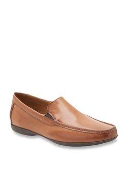 e13ca463ed54 Clarks Finer Sun Tan Loafers