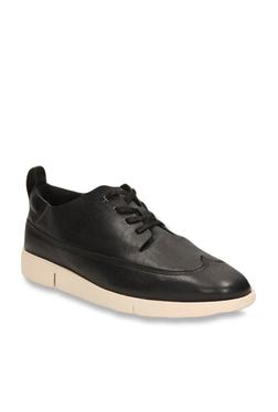 b550a4efc24a Clarks Tri Nia Black Sneakers