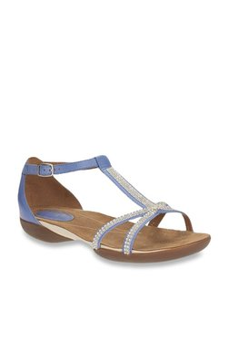 2442a2497180 Clarks Riodazzle Navy Blue Sandals for girls in India - Buy at ...