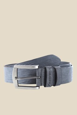 00c13ed4a476 Fastrack Grey Textured Belt