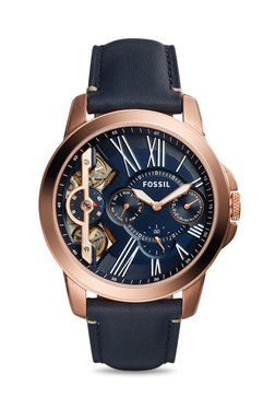 c2d3f4bcff39 Fossil ME1162 Townsman Analog Watch for Men